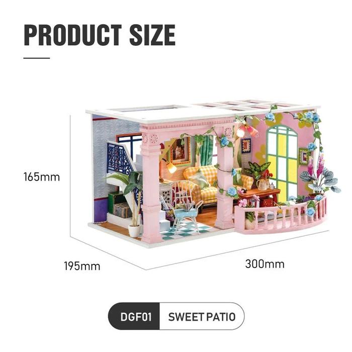 Sweet Patio DGF01
