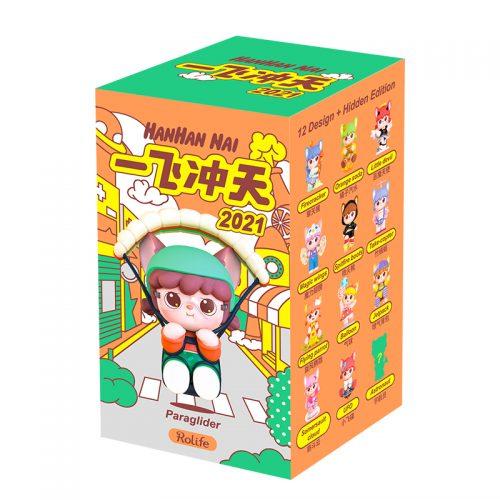 Hanhan Nai Fox Fairy (Blind Box)