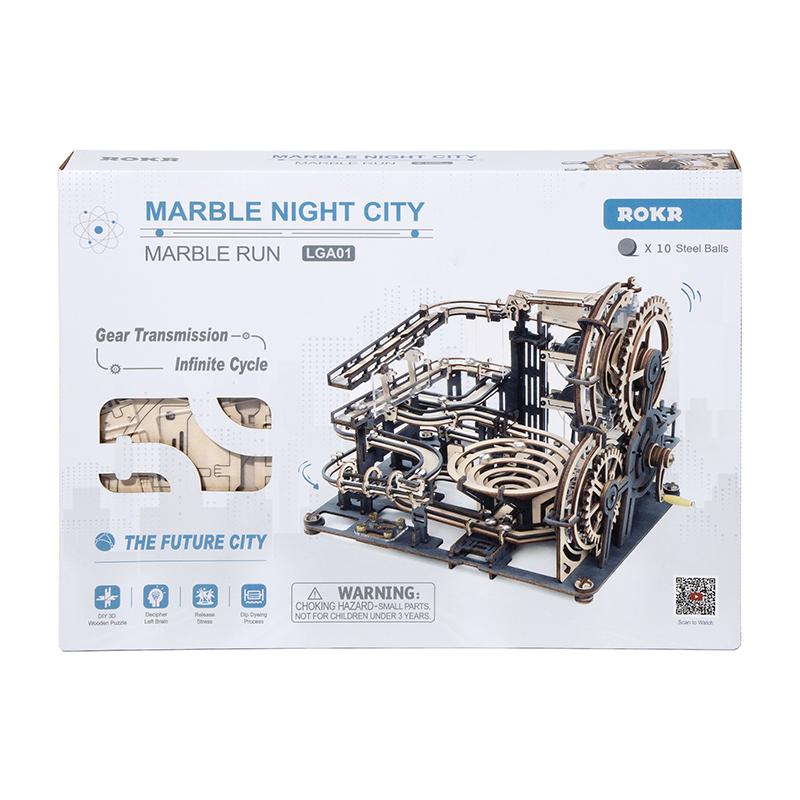 Marble Run LGA01